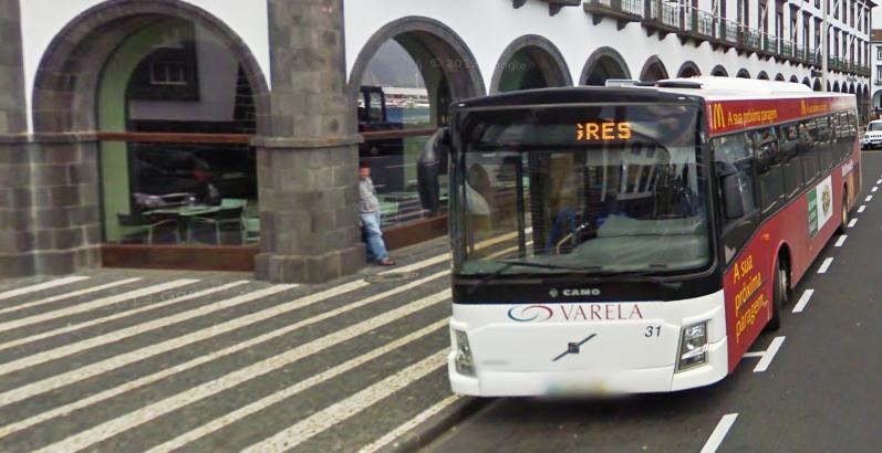 אוטובוסים  בסאו מיגל
