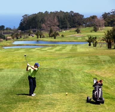 גולף - Batalha