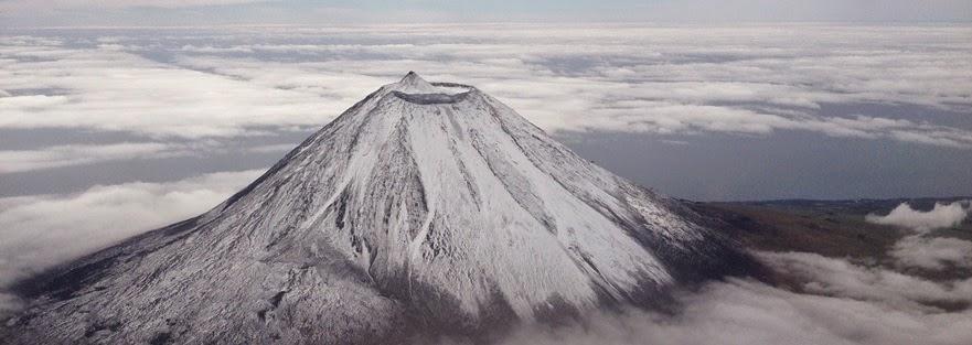 הר פיקו מושלג