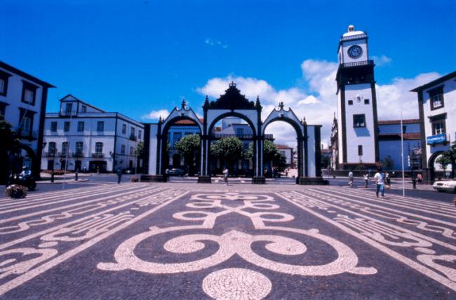 Portas da Cidade פונטה דלגדה