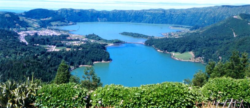 האגמים - Sete Cidades
