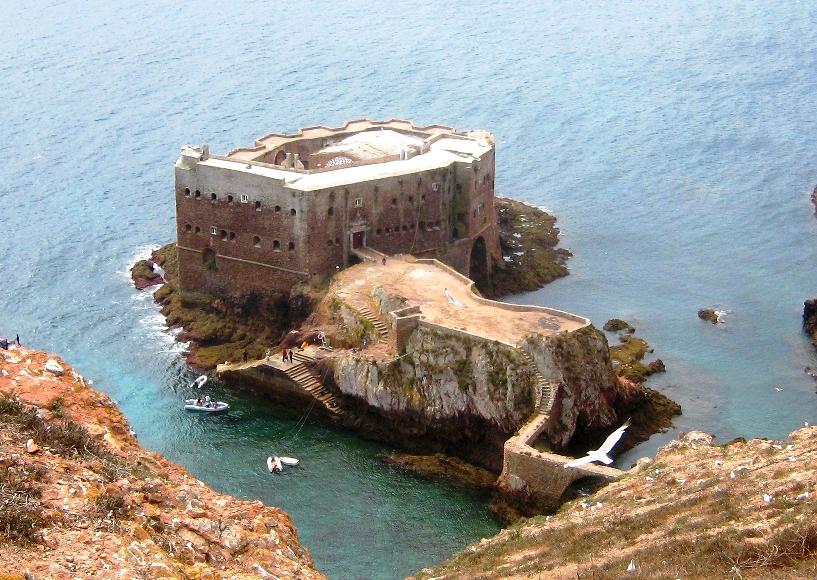 Fortress of São João Baptista