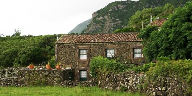 הכפר היפה ביותר באיים האזוריים