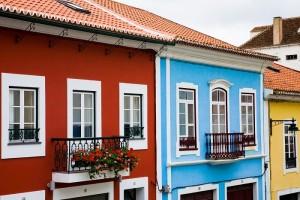 האיים האזוריים פורטוגל - בתים בטרסיירה