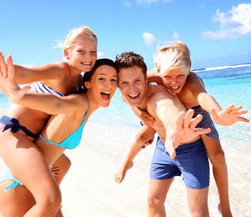 טיול עם ילדים באיים האזוריים