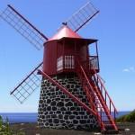 טחנות הרוח של קורבו – Moinhos de Vento