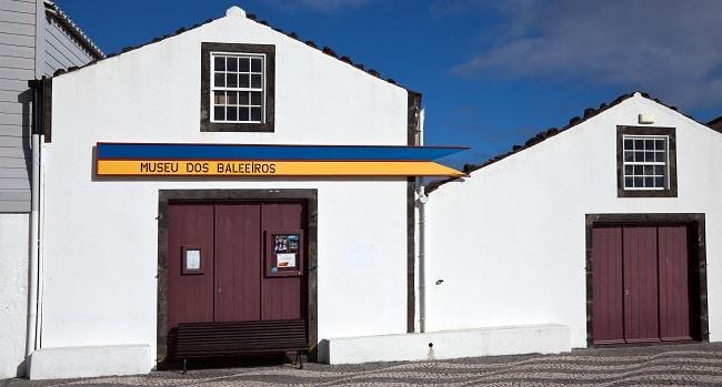 Museu dos Baleeiros המוזיאונים של פיקו