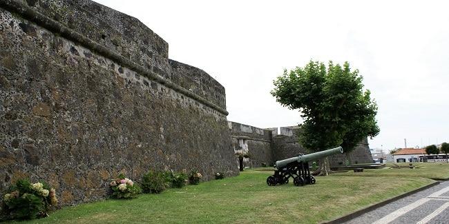 מבצר סאו בראס - פונטה דלגדה
