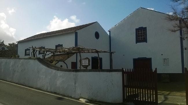 מוזיאון היין בעיירה ביסקוויטוס - טרסיירה, האיים האזוריים