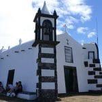 התצפית והכנסיה שעל הר Nossa Senhora da Ajuda