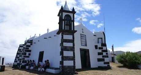 התצפית והכנסיה שעל הר Nossa Senhora da Ajuda - עותק