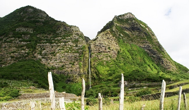 מפלי Poço do Bacalhau