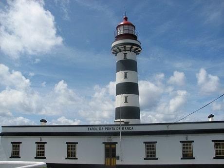 מגדלור Farol da Ponta da Barca גרסיוסה האיים האזוריים - עותק