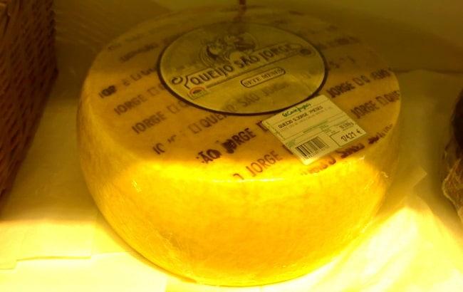 גבינת סאו חורחה