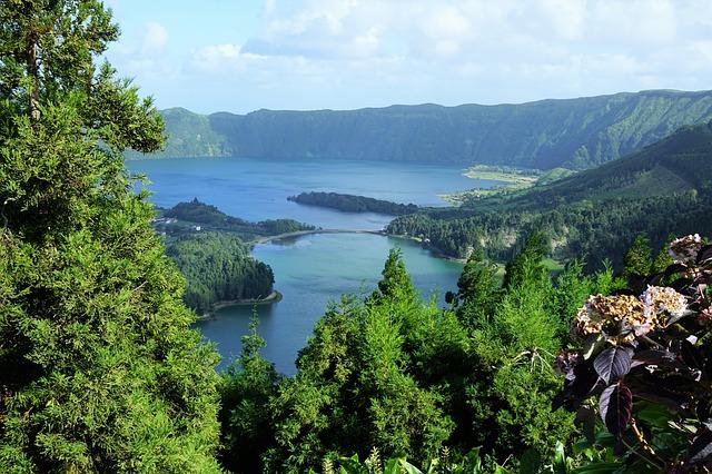 האגמים Sete Cidades
