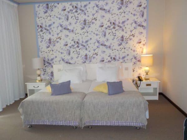 חדר השינה בסוויטה
