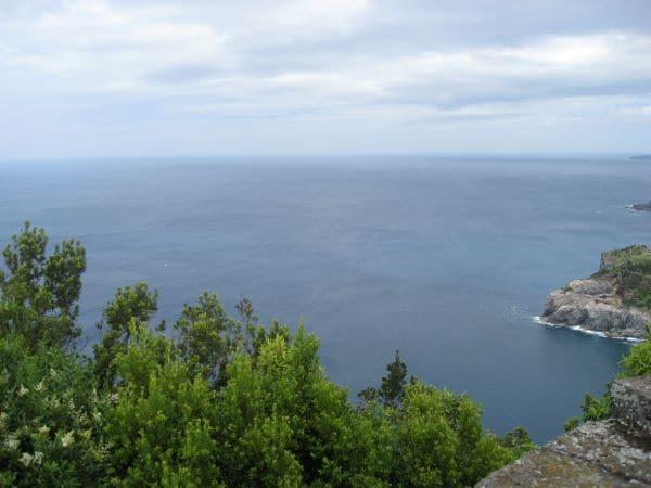 הנוף שנשקף מתצפית Santa Iria
