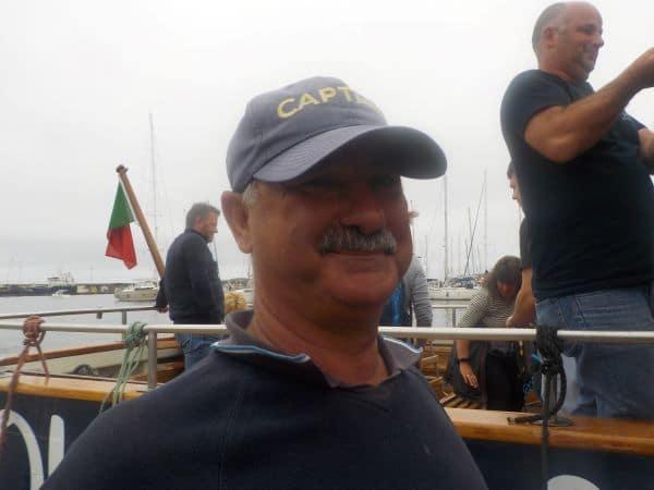 חוסה קוסטה - הקפטן של הספינה מובי דיק