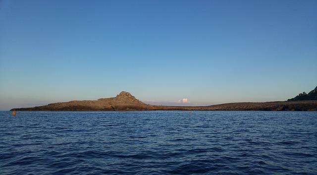 האיים האגאדיים (Egadi) - איטליה