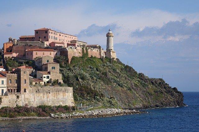 האי אלבה (Elba) איטליה